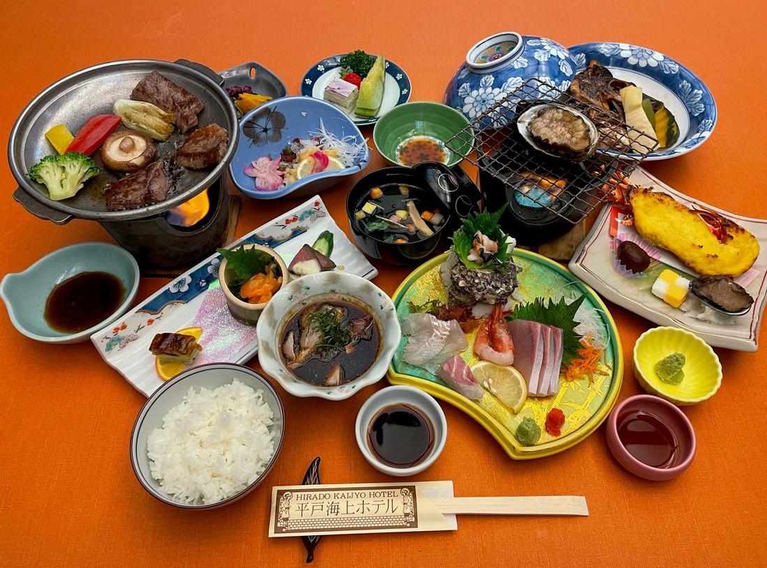 食事組み合わせ画像